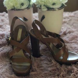 MICHAEL KORS Platform Dress Sandals